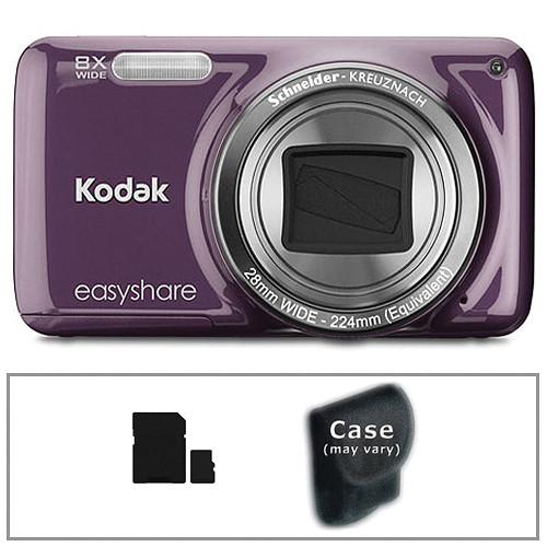 kodak easyshare m583 digital camera with basic accessory kit b h rh bhphotovideo com User Manual PDF User Manual Template