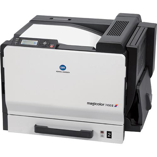 Konica Minolta magicolor 7450 II Printer PS Windows 8
