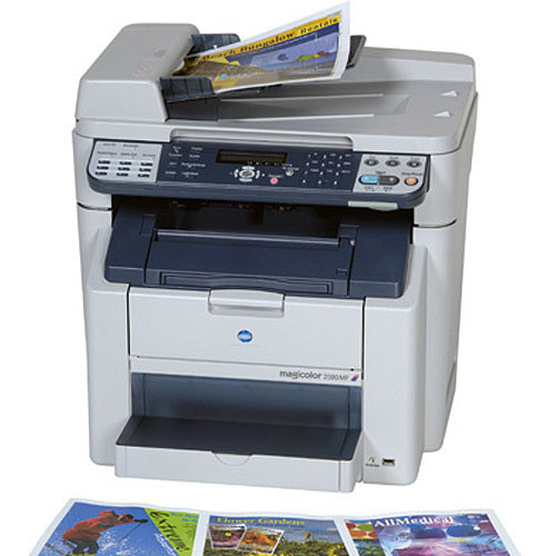 Konica Minolta Magicolor 2590MF Color Laser All In One
