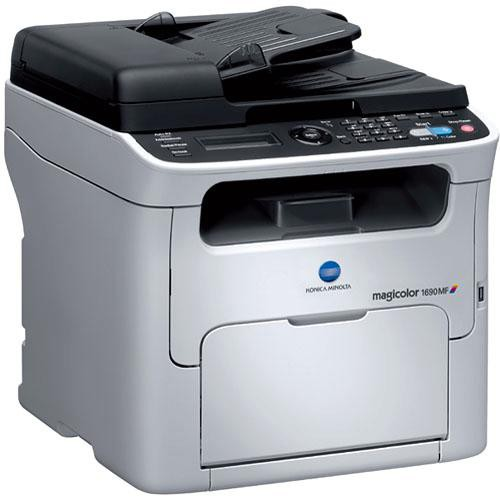 konica minolta magicolor 1690mf network color all in one a0hf012 rh bhphotovideo com Manuals in PDF Operators Manual