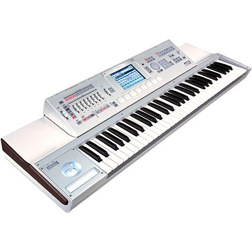 korg m3 61 61 key music workstation sampler keyboard m361 b h. Black Bedroom Furniture Sets. Home Design Ideas