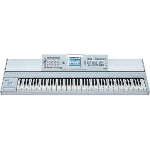 korg m3 88 88 key music workstation sampler keyboard m388 b h. Black Bedroom Furniture Sets. Home Design Ideas
