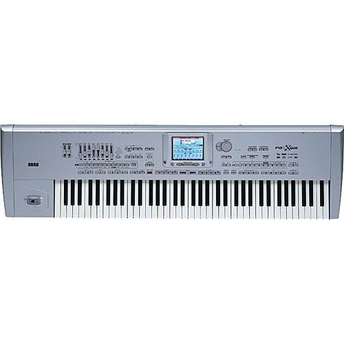 Keyboard Workstation Arranger : korg pa1x pro 76 key professional arranger workstati pa1xpro b h ~ Russianpoet.info Haus und Dekorationen