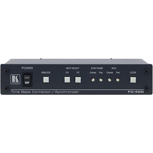 Kramer FC-400 Composite Y/C Converter/Frame Sync and TBC FC-400