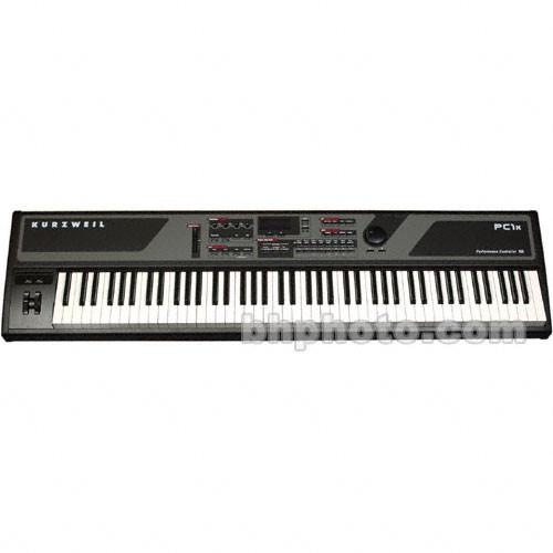 Kurzweil Pc1x 88 Key Synthesizer Controller Pc1 X B H Photo