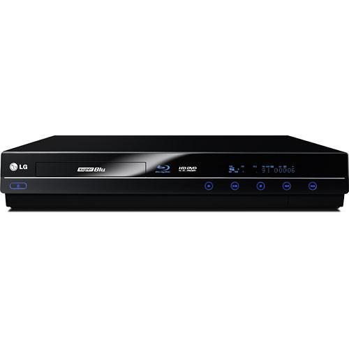 LG BH 200 Super Blu Ray HD DVD Disc Player