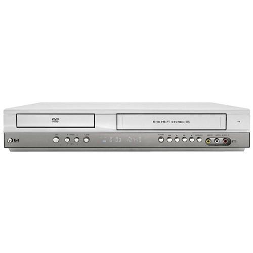 lg v271 multisystem dvd vcr combo v271k w1 b h photo video rh bhphotovideo com 46 LG Flat Screen TV LG 80 Flat Screens TVs