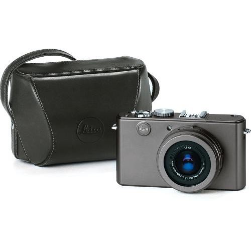Leica d lux 4 digital camera titanium