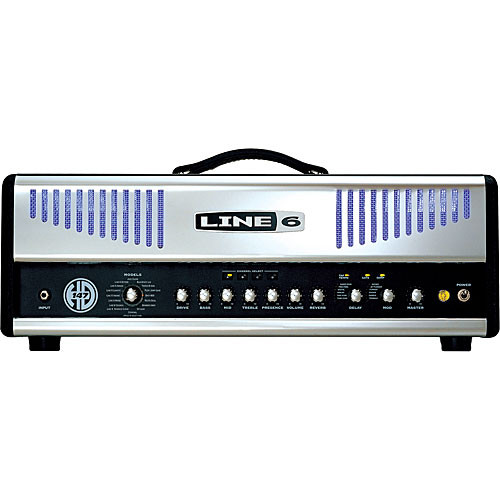 line 6 300w stereo guitar amp head 99 020 0515 b h photo video. Black Bedroom Furniture Sets. Home Design Ideas