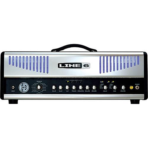 line 6 300w stereo guitar amp head 99 020 0515 b h photo video. Black Bedroom Furniture Sets. Home Design Ideas
