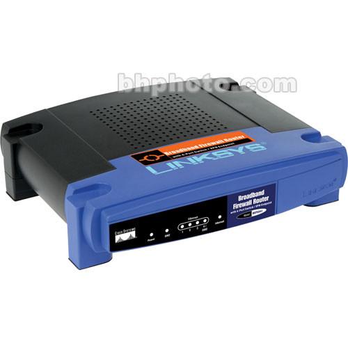 Linksys BEFSX41 Router Vista