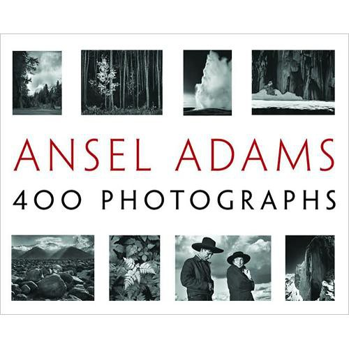 ansel adams 400 photographs chinese edition