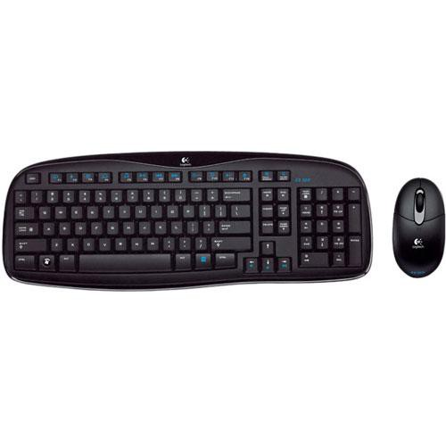 Logitech cordless desktop ex 100 drivers download update.