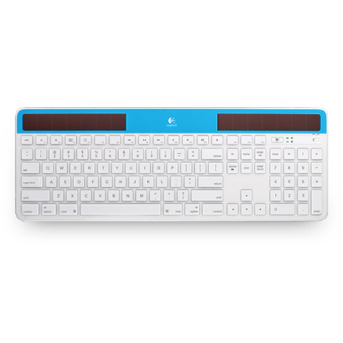 logitech k750 how to connect to mac