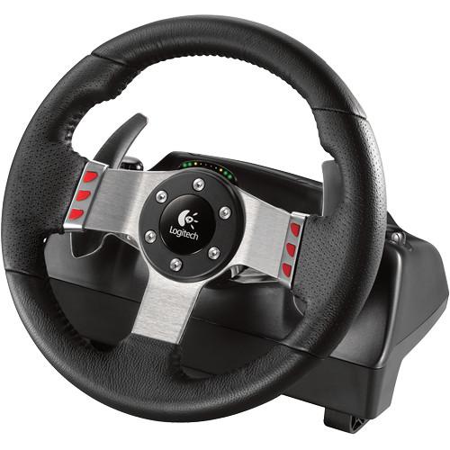 73ed808f58c Logitech G27 Racing Wheel 941-000045 B&H Photo Video
