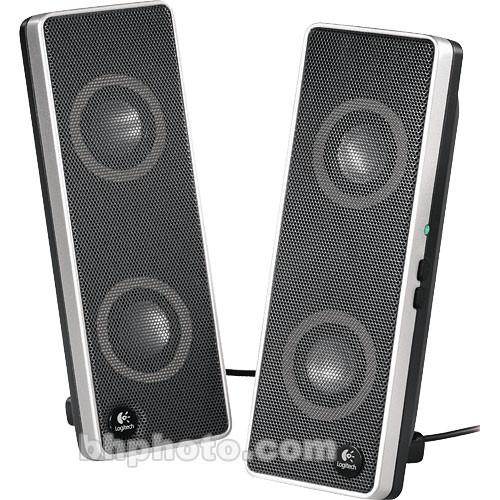 logitech v10 usb laptop speakers 970194