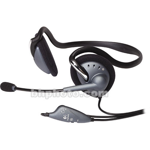 Earbuds with microphone package - Logitech Extreme 980233-0403 PC Gaming Headset Overview