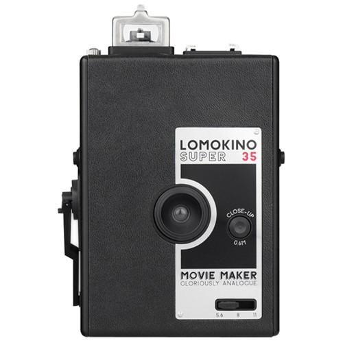 Lomography LomoKino 35mm Film Camera MC100B B&H Photo Video