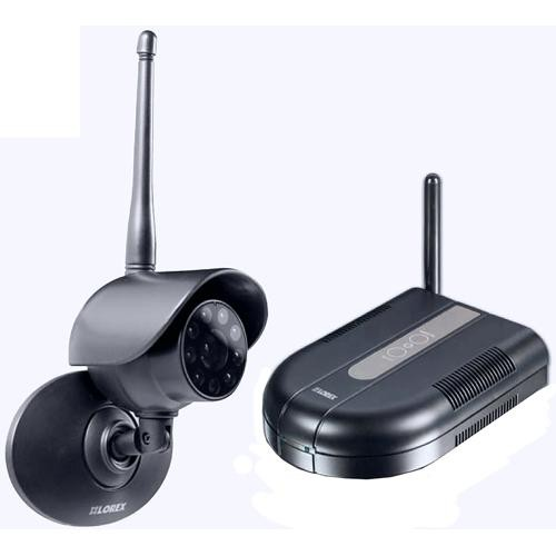 Lorex LW1001 Color Wireless Surveillance System LW1001 B&H