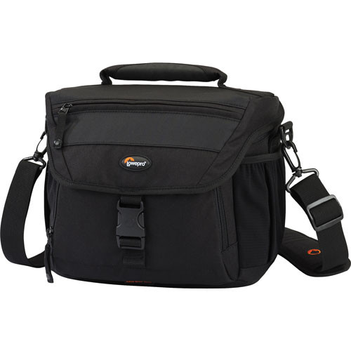 Lowepro Nova 180 Aw Shoulder Bag Black Lp35256 B Amp H Photo