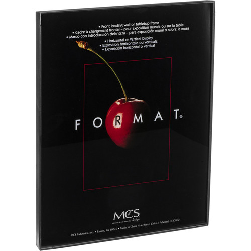 Mcs Format Frame 8 X 10 Black 12441 Bh Photo Video