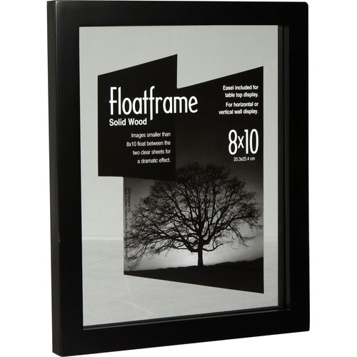 MCS Wood Float Frame - 8 x 10\