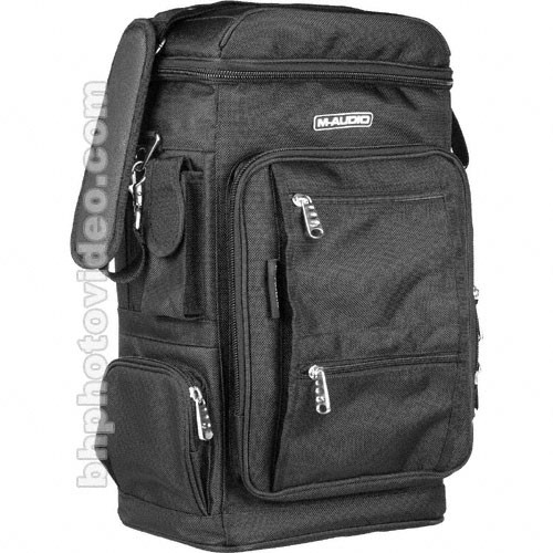 M Audio Studio Pack Mobile Laptop Backpack
