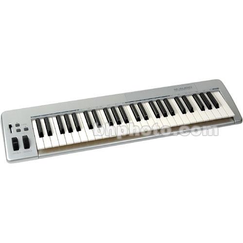 m audio keystation 49e 49 key usb midi controller. Black Bedroom Furniture Sets. Home Design Ideas