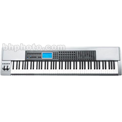 m audio keystation pro 88 controller keyboard 9900 50830 00 b h. Black Bedroom Furniture Sets. Home Design Ideas
