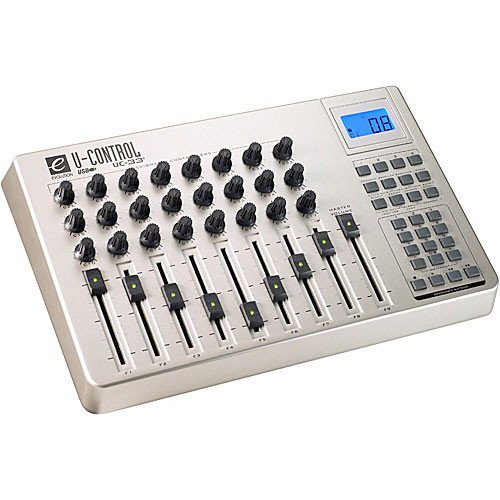 M-Audio Evolution UC33e - USB MIDI Controller 9900-50850 ...