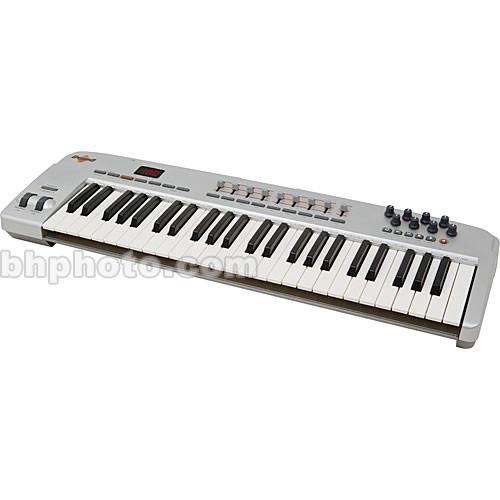 M Audio 02 Usb Midi Controller : m audio oxygen 49 49 key usb midi controller 9900 51393 10 b h ~ Vivirlamusica.com Haus und Dekorationen
