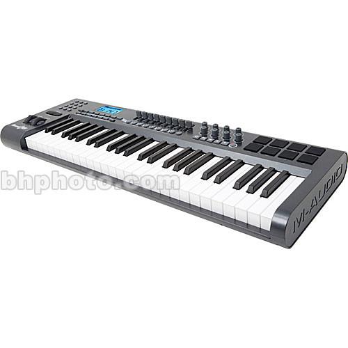 M Audio Axiom 49 Usb Midi Keyboard Controller