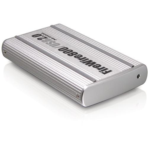 Macally PHR-S250UAB Hi-Speed FireWire/USB 2.0 PHR-S250UAB B&H