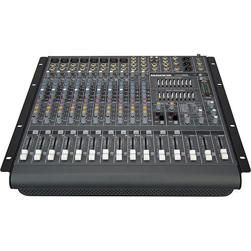 12-ch Desk Mixer FX (1600W) Po