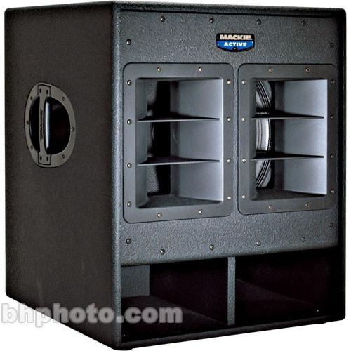mackie swa1801z 800w 18 active front firing swa1801z. Black Bedroom Furniture Sets. Home Design Ideas