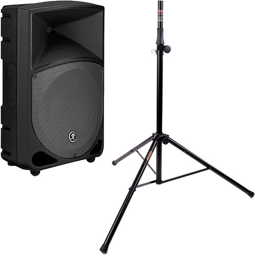 mackie th12a thump 400w 12 2 way active loudspeaker. Black Bedroom Furniture Sets. Home Design Ideas
