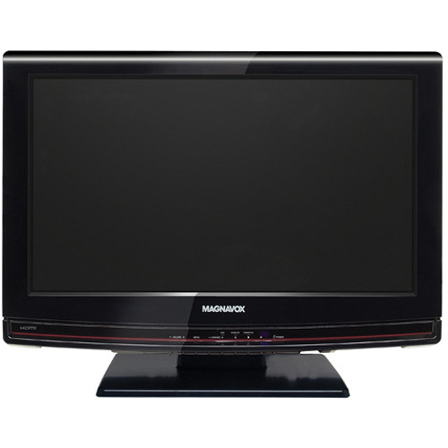 Magnavox 19md301b 19 Lcd Hdtv With Built In Dvd Player