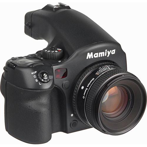 Mamiya 645-AFD III Medium Format SLR Autofocus Camera 211-160