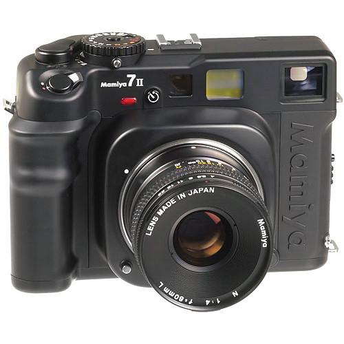 Mamiya 7 II Camera Body 215-020 B&H Photo Video