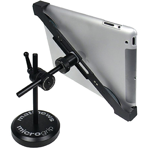 Matthews Universal Tablet Mount Desk Kit 350622 BH Photo