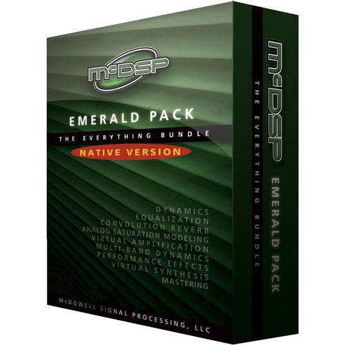 Mcdsp Emerald Pack Torrent Mac Software - terraheaven