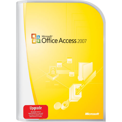 how to create software in ms access 2007