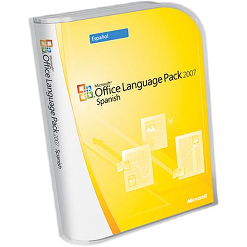 microsoft office single language pack 2010 english