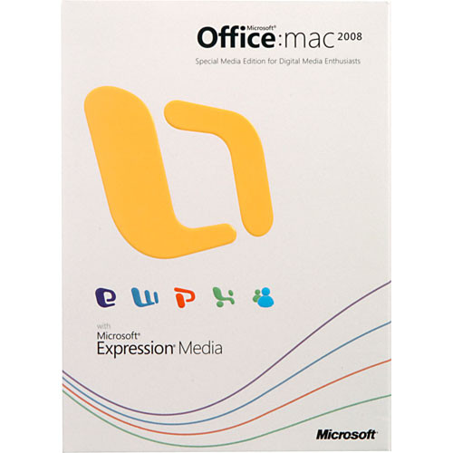 Office For Mac 2008