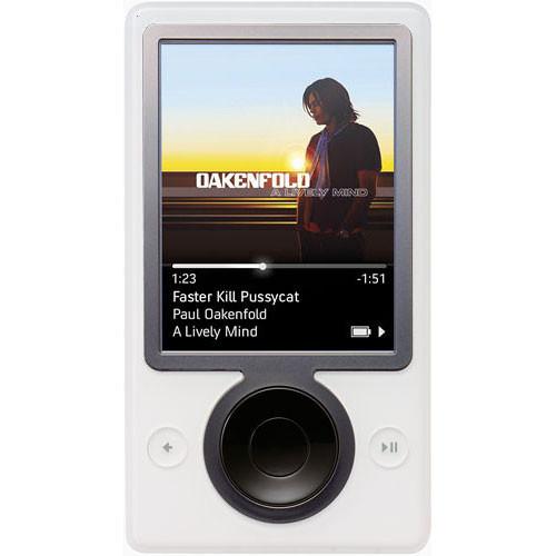 microsoft zune 30gb white digital media player demo js800002 rh bhphotovideo com Red Zune 30GB Zune 30GB Update