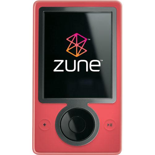 microsoft zune 30gb black digital media player red js8 00017 b h rh bhphotovideo com Microsoft Zune 30 Zune 1089