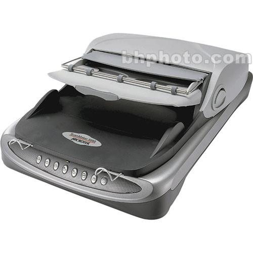 Microtek ScanMaker - document scanner Series Specs