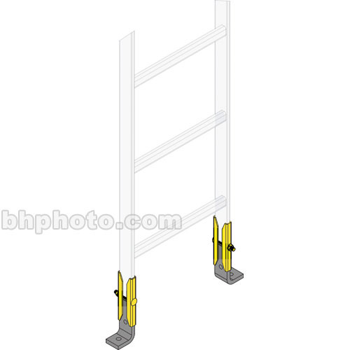 Middle Atlantic Clh Res Ladder End Support Hardware Clh