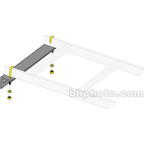 Middle Atlantic Clh Wrs 6 Ladder Wall Support Hardware Clh