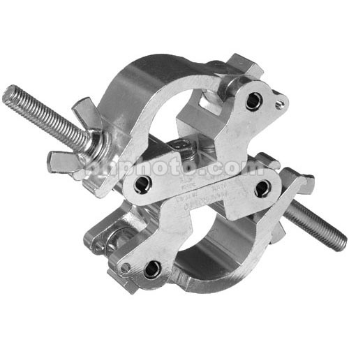 Milos Pipe Clamp With Swivel Coupler 1 25 Cell134